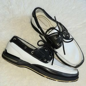 Rockport Powered by DMX Loafers Leather size10M